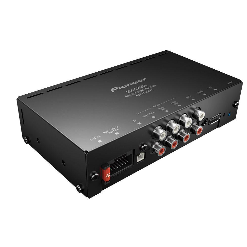 Аудиопроцессор Pioneer DEQ-S1000A