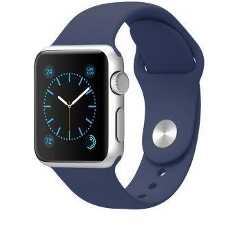 """Ремешок для Apple Watch 42/44 mm """"темная ночь"""" №8"""
