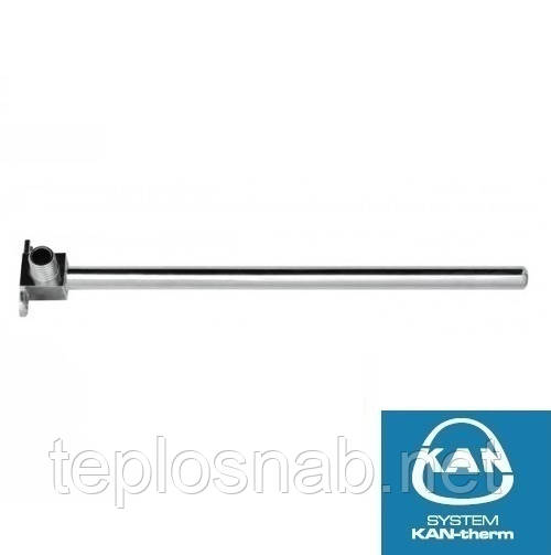 Трубка Kan-Push 14х2L - 300, Cu 15 з кронштейном