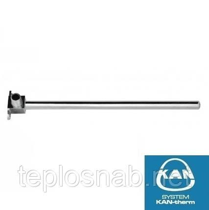 Трубка Kan-Push 14х2L - 300, Cu 15 з кронштейном, фото 2