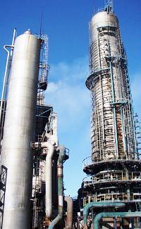 Нержавеющий крепёж из аустенитных сталей для производства азотной кислоты.