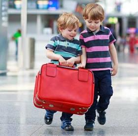 Детские дорожные сумки