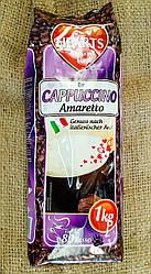 Hearts CappuccinoAmaretto