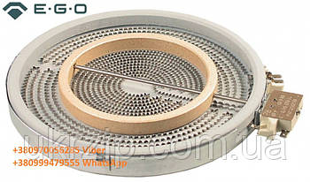 Электронагреватель d-250мм 2500Вт 230В Ego 10.53211.00 для плиты
