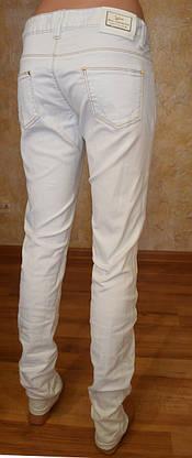 Джинси жіночі білі MCS, фото 3