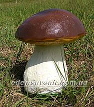 Садовая фигура Гриб польский и Жаба болотная, фото 2