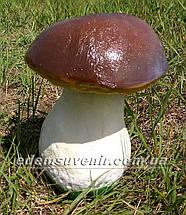 Садовая фигура Гриб польский и Жаба болотная, фото 3