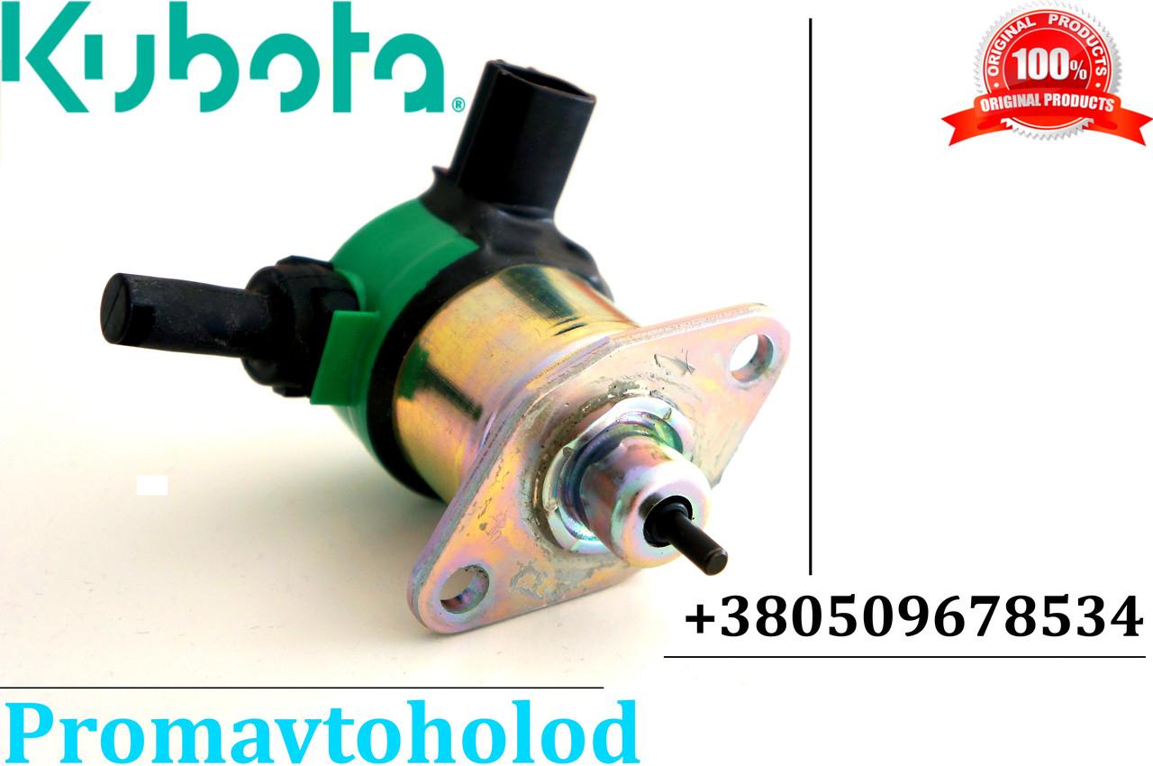 Соленоид Kubota 17208-60016 // 17208-60017