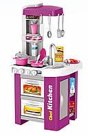 Детская Кухня Kitchen Set Свет, Звук, Вода 72см.