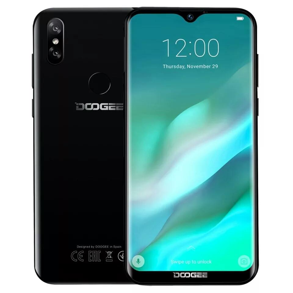 """Смартфон Doogee Y8 Black4G 6.1"""" Android 9.0 3\16GB НОВИНКА!"""