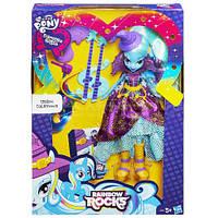 """Игрушка my little pony HASBRO MLP EG """"Супер-модница Trixie Lunamoon"""" (A6684)"""