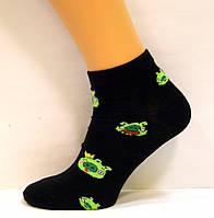 Заниженные хлопковые носки со свинкой