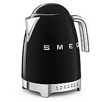 Чайник электрический Smeg KLF04BLEU с регулируемой температурой