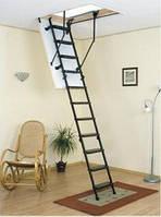 Чердачная лестница «OMAN» модель «Metal T3»