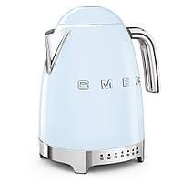 Чайник электрический Smeg KLF04PBEU с регулируемой температурой