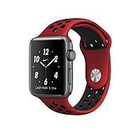 Ремешок Nike+ Sport Band для Apple Watch 38/40 mm Red/Black