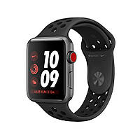 Ремешок Nike+ Sport Band для Apple Watch 38/40 mm Anthracite/Black