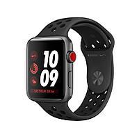 Ремешок Nike+ Sport Band для Apple Watch 42/44 mm Anthracite/Black