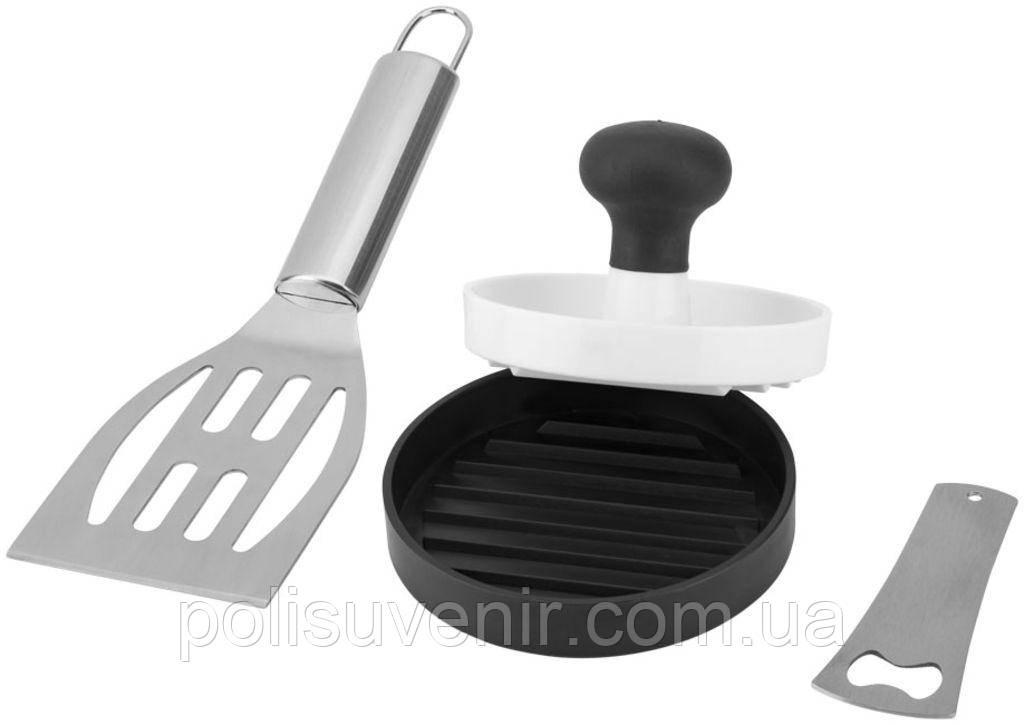 Набір для бургера з трьох предметів