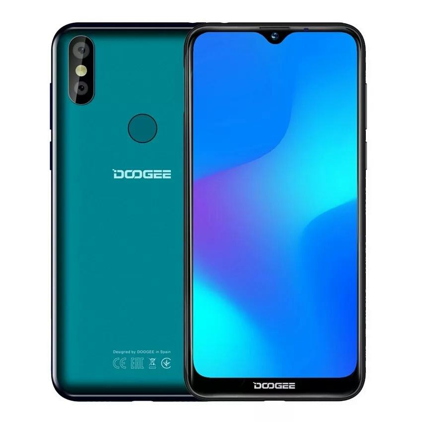 "Смартфон Doogee Y8 Green4G 6.1"" Android 9.0 3\16GB НОВИНКА!"