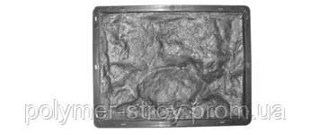 Формы для тротуарной плитки Рваный камень №3