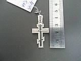 Серебряный Крест Арт. Кр 124, фото 2