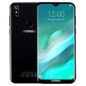 "Смартфон Doogee Y8 Purple 4G 6.1"" Android 9.0 3\16GB НОВИНКА!, фото 2"