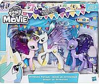 My Little Pony Festival Princess Parade Парад принцесс Селестия Луна каденс