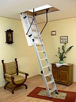 Чердачная лестница «OMAN» модель «Alu Profi»