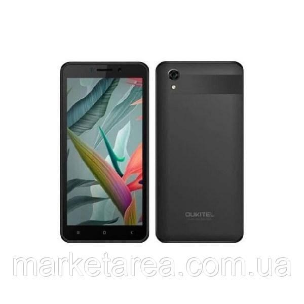 Смартфон оукител черный, бюджетный на 2 сим карты OUKITEL C10 black 1/8 гб