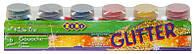 Краски гуашь ZiBi GLITTER 6 цветов 20мл ZB.6691