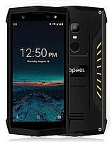 "Защищенный смартфон Poptel P8 yellow желтый (2SIM) 5"" 2/16ГБ 5/8Мп"