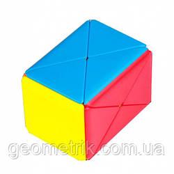 Кубик Рубіка Container Cube MF8849 без наклейок (MoYu)