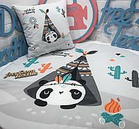 """Коврик для игр + подушка """"Панда"""", фото 1"""
