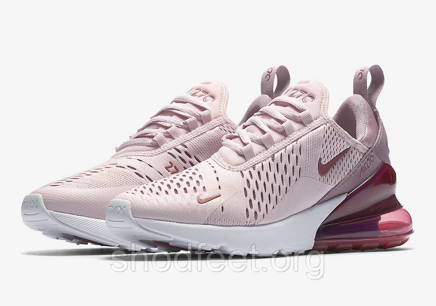 Кроссовки Nike Air Max 270 Barely Rose
