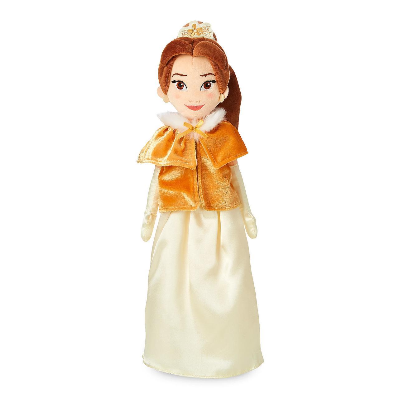 Принцеса Бель плюшева лялька Дісней