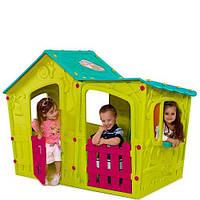 Детский домик Keter Magic Villa Play house