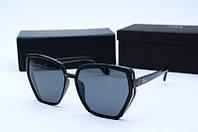 Солнцезащитные очки D3270 черные, фото 1