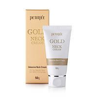Питательный крем для шеи и декольте Petitfee Gold Neck Cream