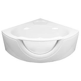 Угловая акриловая ванна 150*150 см Volle TS-103 белая