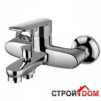 Настенный смеситель для ванны Volle Fiesta 15152100 хром