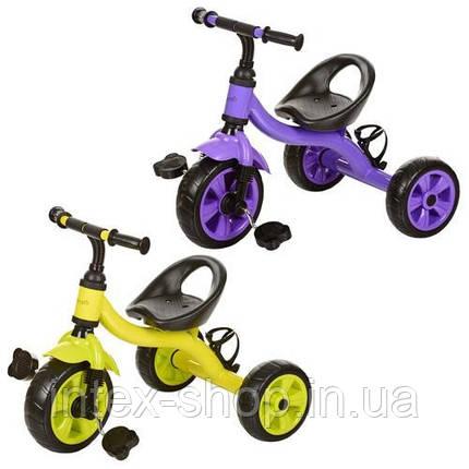 Детский велосипед  M 2382 (Салатовый), фото 2