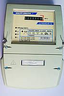 Трехфазный однотарифный ЦЭ 6804- U/1 220/380 5-120А МШ35 крепление шкаф/рейка