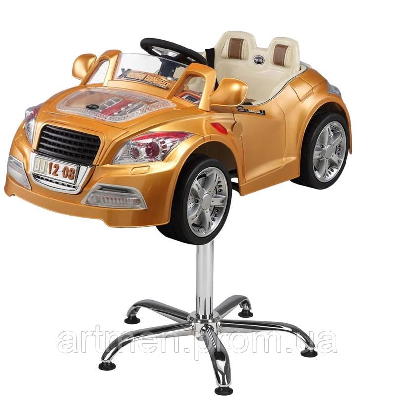 Парикмахерское детское кресло Машинка АМ3100
