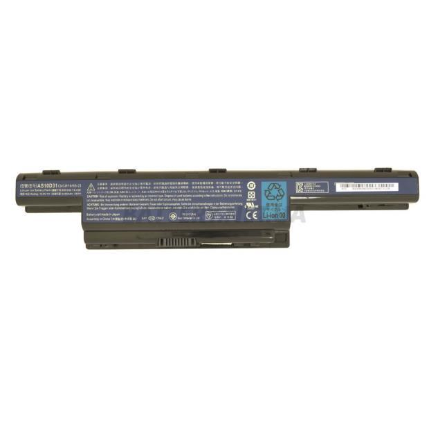 Батарея для ноутбука Packard Bell TE11HC 6 Cell Li-Ion 10.8V 4.4Ah 48Wh MicroBattery, AS10D31