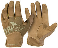 Перчатки Helikon-Tex® All Round Fit Gloves® - Койот/Adaptive Green
