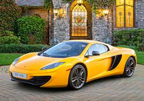 Пазлы Castorland Автомобиль 2066, 500 элементов