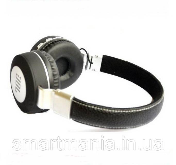 Беспроводные наушники JBL MS-K3 Extra BASS. Bluetooth FM MP3 Реплика
