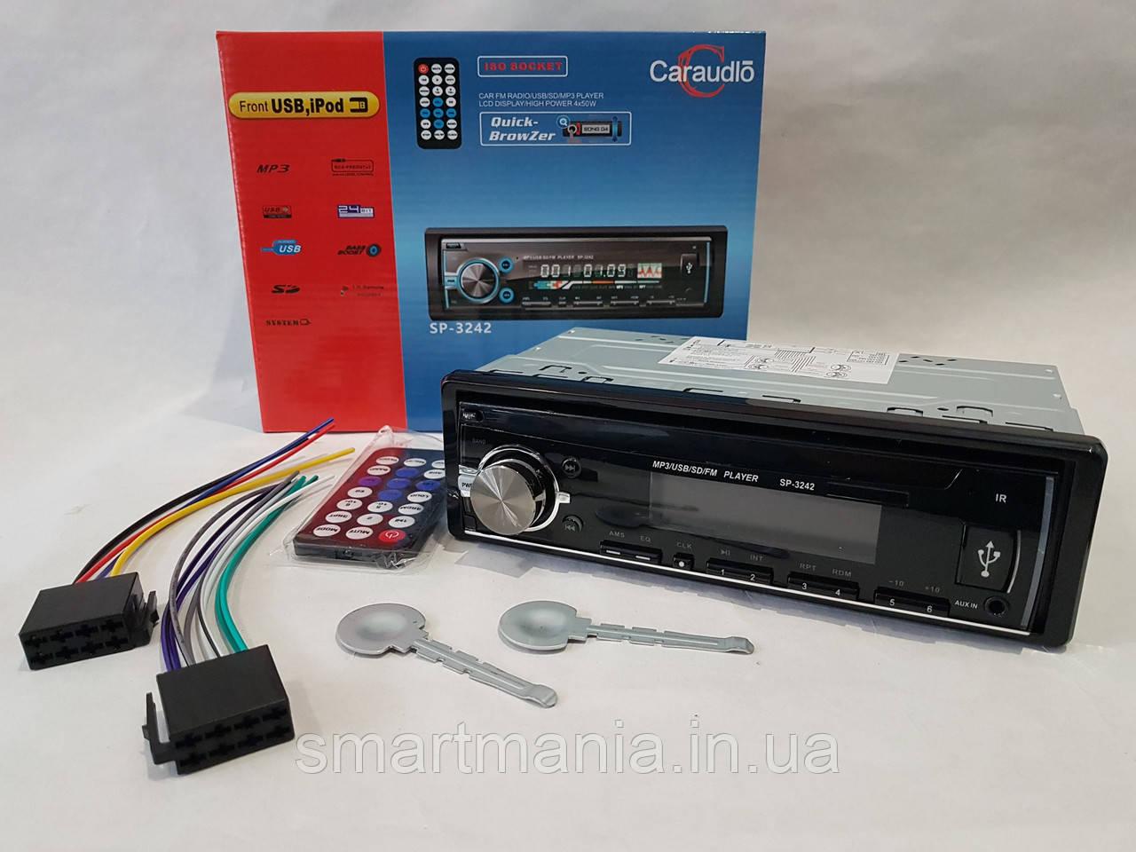 Автомагнитола  SP-3242 USB SD (аналог Pioneer)