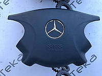 Airbag руля синий дорестайлинг mercedes e-class w211, фото 1